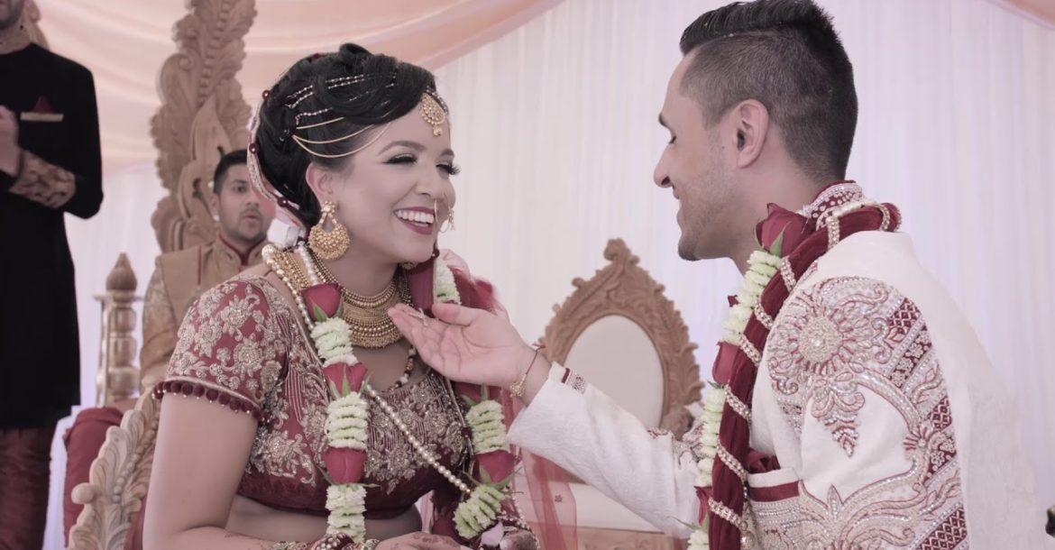 Hindu Wedding Highlights Video by Red and Gold Weddings