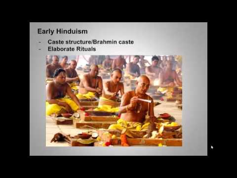 Hinduism and Buddhism: a VERY brief introduction