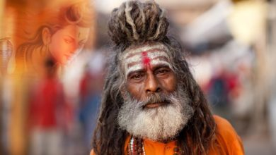 Hinduism and Red