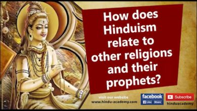 How Does Hinduism Relate to Other Religions & Their Prophets |Jay Lakhani|
