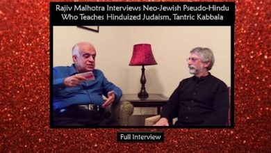 Interview with a Neo-Jewish Pseudo-Hindu on Hinduized Judaism, Tantric Kabbala, & More