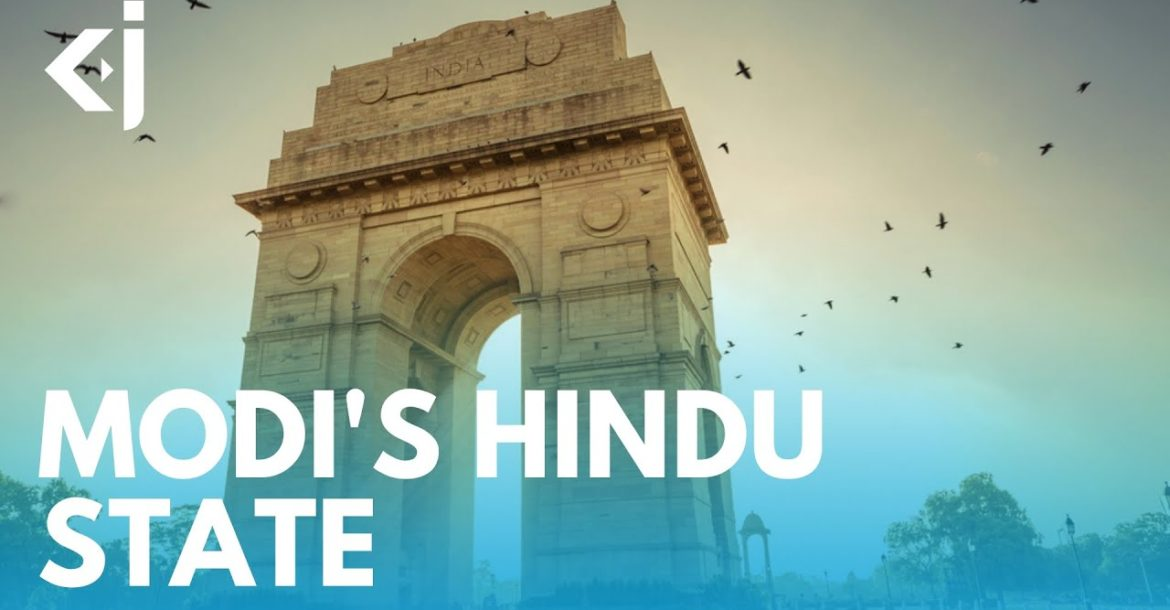 Is INDIA turning into a HINDU STATE? - KJ VIDS
