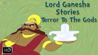 Lord Ganesha Stories - Ganesha Rescues of Other Gods