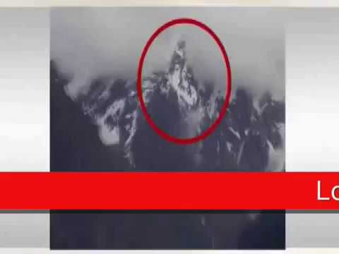 Lord Shiva & Parvati Face On Mount Kailash (must see)