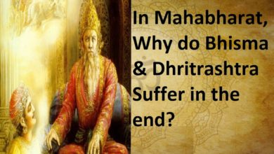 Mahabharat- Why do Bhisma and Dhritrashtra suffer in the end? Jay Lakhani