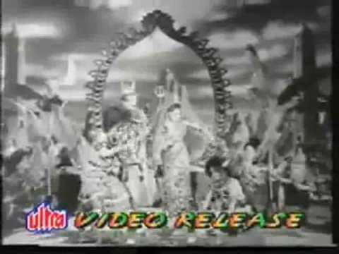 Marriage of Shiva and Parvati - Munimji (1955)-Shivaji Bhiyaneh Chaleh-