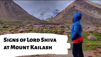 Mysterious signs which shows the presence of LORD SHIVA at Kailash   Epi 5  Kailash Mansarovar Yatra
