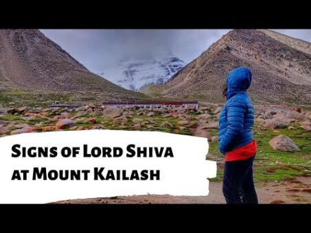 Mysterious signs which shows the presence of LORD SHIVA at Kailash | Epi 5| Kailash Mansarovar Yatra