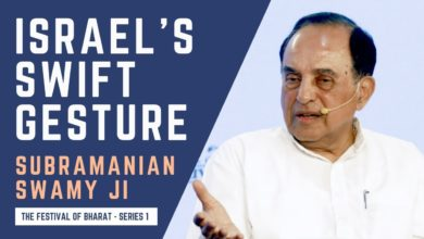 S1: Bharat's Jews (India's Bene Israel) & Hindu Values - Dr. Subramanian Swamy ji