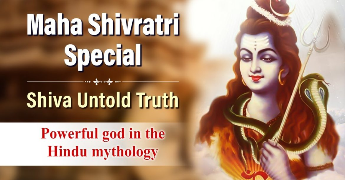 SHIVA UNTOLD TRUTH | Powerful God in the Hinduism | शिवजी की रोचक कथा