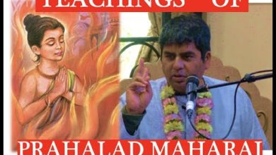 Teachings of Prahalad Maharaj | HG Prema Sindhu das
