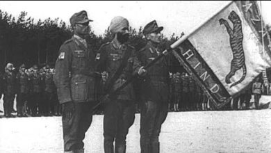The Free India Legion, Hitler's Indian soldiers