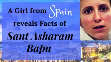 This Girl from SPAIN reveals astonishing facts about HINDUISM & SANT ASHARAM BAPU