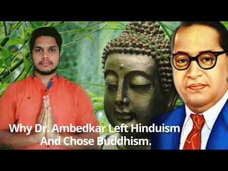 Why Dr. Ambedkar Left Hinduism And Chose Buddhism..🤔  ..🎧