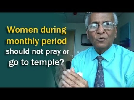 Women during monthly period should not pray or go to temple? | Jay Lakhani | Hindu Academy