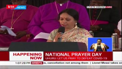 """All numerous forces in nature become one in him"" Hindu scriptures read during National Prayer Day"