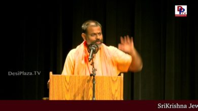"""""""Media is playing a successful role in damaging the Hinduism Values"""" - Swami Paripoornananda 