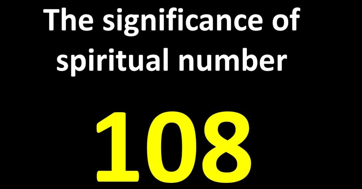 the significance of spiritual number 108 in hinduism