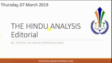 07 March The Hindu Editorial Analysis (Death Penalty, Women Empowerment, Forest Rights)