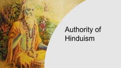 Authority of Hinduism