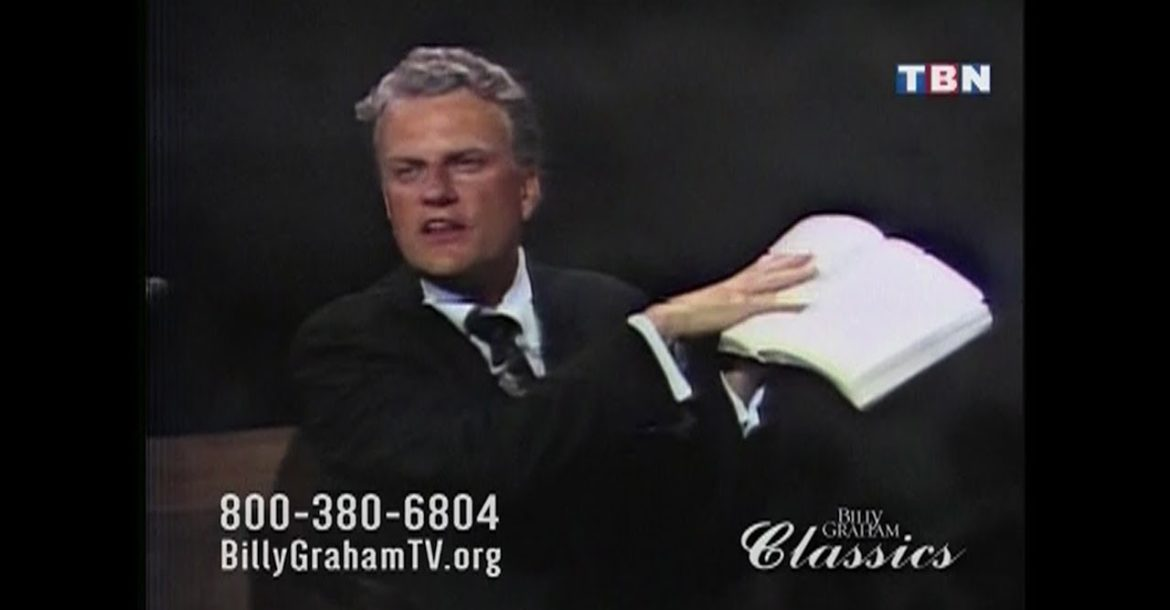 Billy Graham - Sex & the Bible