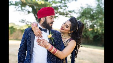 Birpal and Sheetal | Sikh Wedding & Hindu Wedding | by EASTERN ELEGANCE