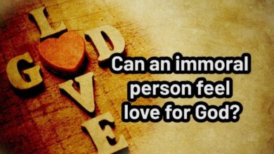 Can an immoral person feel love for God? | Jay Lakhani - Hindu Academy
