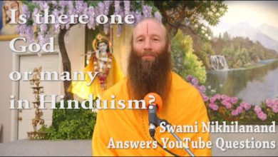 Confusion over whether Hinduism has one God or many | Answering your YouTube Questions