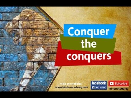 Conquer the conquers | Jay Lakhani | Hindu Academy |