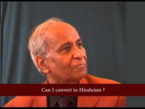 Conversion to Hinduism