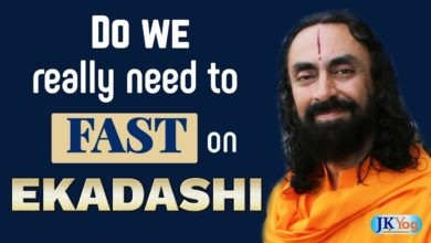 Do We Need To Fast On Ekadashi? | What Is The Real Purpose Of Fasting | Q&A with Swami Mukundananda