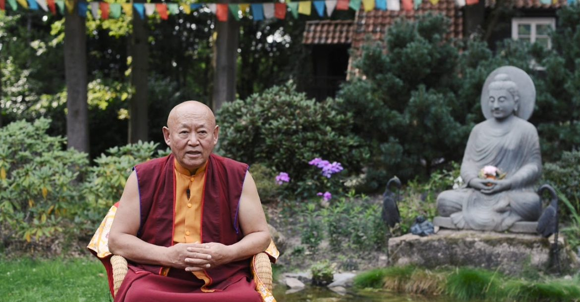 Drikung Chetsang Rinpoche – Buddhist Practices for Daily Life