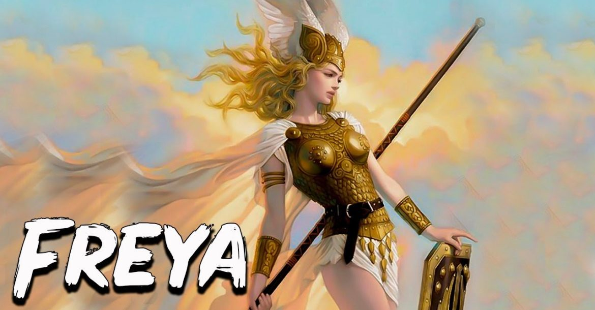 Freya/Freyja: The Greatest Goddess of Norse Mythology - See U in History
