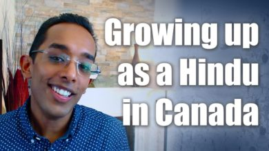 Growing up as a Hindu in Canada - A very short introduction into my own history