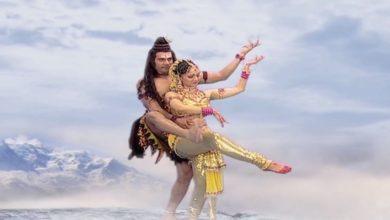 HANUMAN Vishnu Mohini and Shiva Nataraja form dance jai hanuman gyan gun sagar shree hanuman chalisa