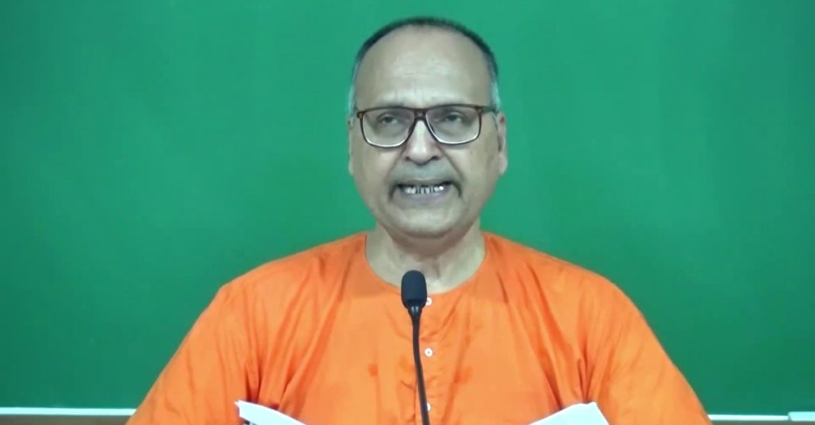Hindu Dharma (Hindi) 7 – Some famous mantras of the Vedas 4 by Swami Samarpananda