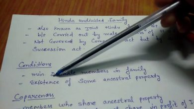 Hindu Undivided Family and its Features (class 11)