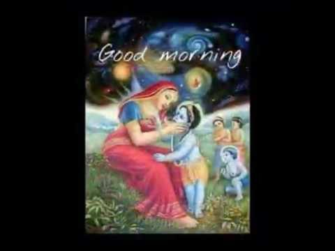 Hindu morning hymns :)