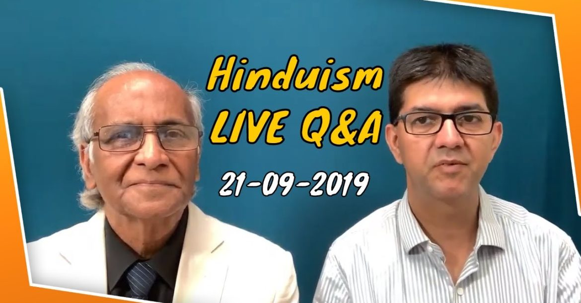 Hinduism Q and A Sept 21