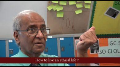 How to live an ethical life ?   Hindu Academy   Jay Lakhani