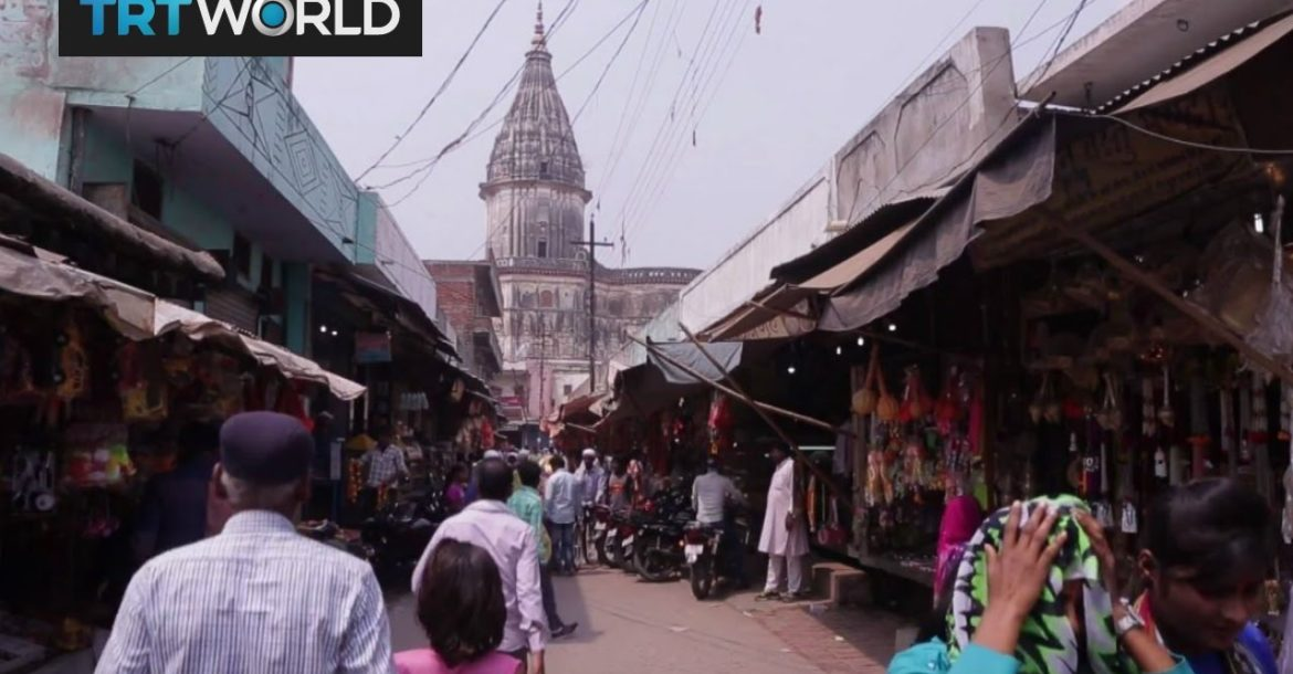 India's Babri Mosque: Hindus, Muslims in conflict over site ownership