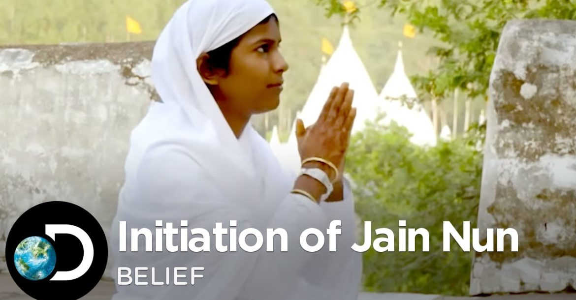 Initiation Of Jain Nun | Belief