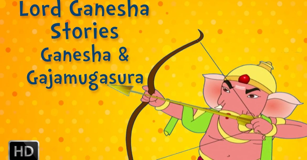 Lord Ganesha Stories -  How Ganesha Began to Travel on a Mouse