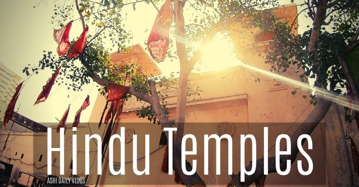 Oldest Hindu Temple in Pakistan | Sindh Heritage | Vlog