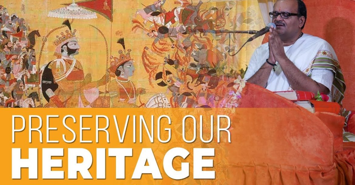 Preserving Our Hindu Tradition  |  A Perspective from a Hindu born outside of India