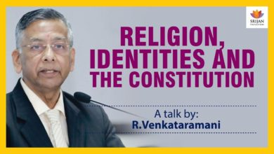 Religion, Identities And The Constitution | R Venkataramani | Articles 26-30 | Free Hindu Temples