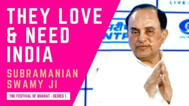 S1: Julia Roberts, American Billionaires, India & Hinduism. More Insights by Dr  Subramanian Swamy