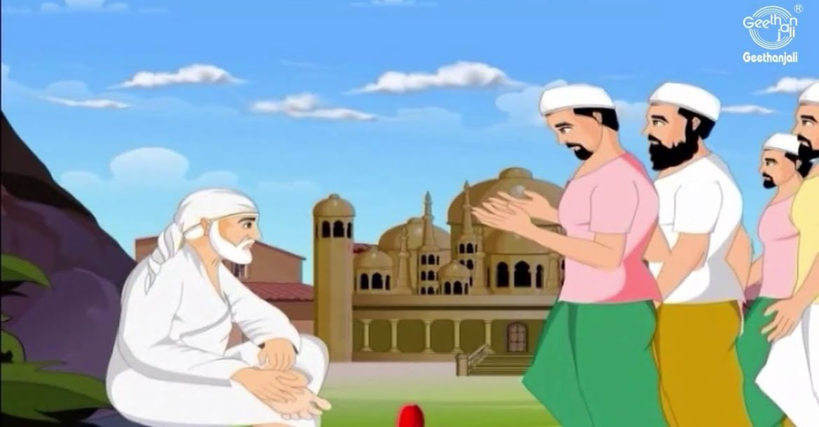 Shirdi Sai Baba - Sai Baba Stories - Baba the Divine Force - Animated Stories for Children