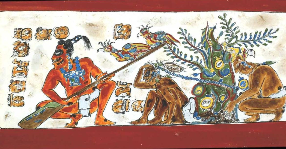 The Creation Story of the Maya