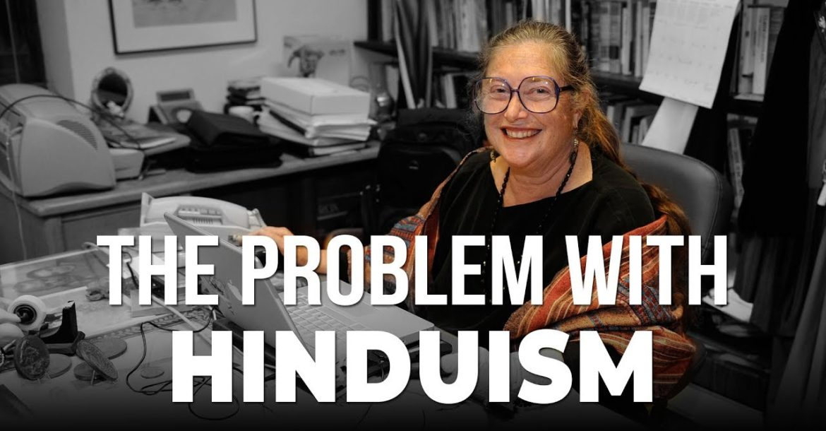 There IS a problem with Hinduism (and it's with academics)